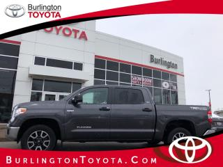 Used 2017 Toyota Tundra SR5 Plus for sale in Burlington, ON