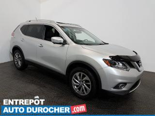 Used 2015 Nissan Rogue SL AWD NAVIGATION - TOIT OUVRANT A/C - Cuir for sale in Laval, QC