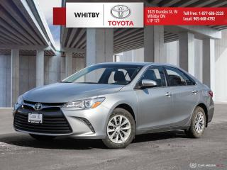 Used 2016 Toyota Camry LE for sale in Whitby, ON