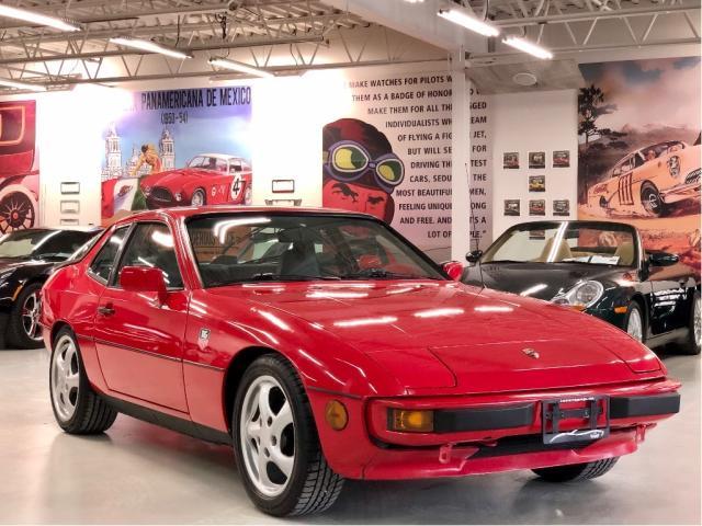 1987 Porsche 924S 2dr Coupe