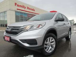 Used 2015 Honda CR-V AWD LX | GREAT VALUE!!! | for sale in Brampton, ON