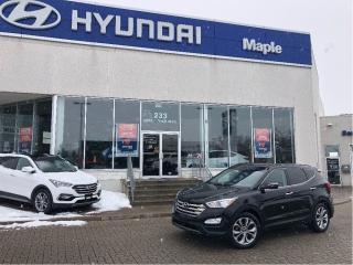 Used 2016 Hyundai Santa Fe Sport 2.0T for sale in Maple, ON