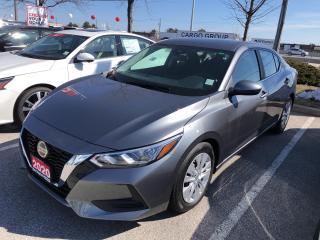 New 2020 Nissan Sentra S Plus CVT for sale in Burlington, ON