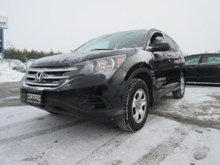 Used 2014 Honda CR-V LX/ ONE OWNER for sale in Newmarket, ON