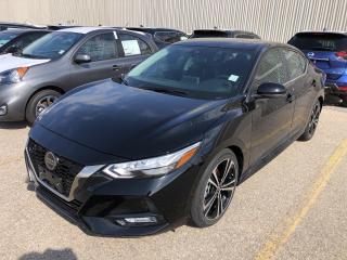 New 2020 Nissan Sentra SR CVT for sale in Burlington, ON