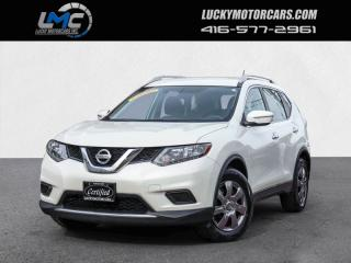 Used 2015 Nissan Rogue S-BACKUP CAMERA-BLUETOOTH-WARRANTY-WE FINANCE for sale in Toronto, ON