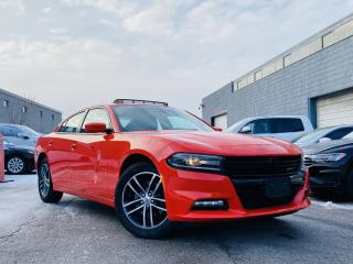 Used 2019 Dodge Charger |AWD|LEATHER|SUN ROOF|MEMORY SEATS|ALPINE SPEAKER! for sale in Brampton, ON