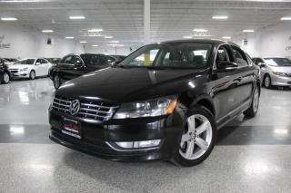 Used 2012 Volkswagen Passat TDI I NO ACCIDENTS I LEATHER I SUNROOF I HEATED SEATS I BT for sale in Mississauga, ON