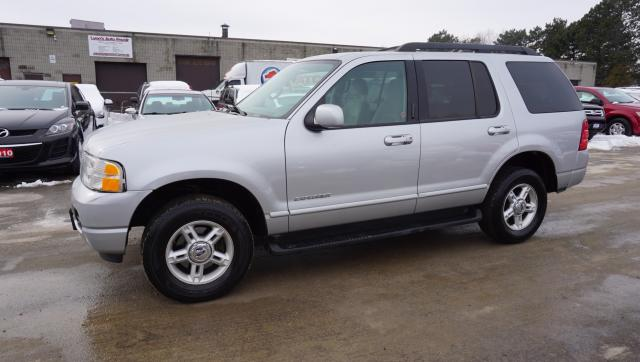 2005 Ford Explorer XLT 4.0L 4WD 7 PSSNGRS CERTIFIED 2YR WARRANTY *FREE ACCIDENT* CRUISE ALLOYS TOW PKG