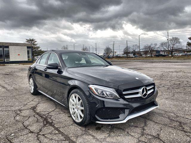 2016 Mercedes-Benz C-Class(SOLD) C300 4MATIC Sedan| AMG Package| LED Intelligent Lighting System| SLIDING PANO SUNROOF |BACKUP CAMERA| UPGRADED RIMS