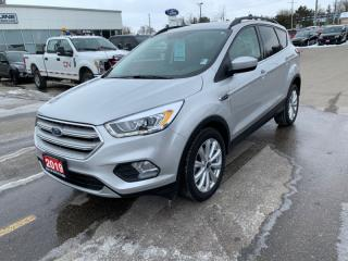 Used 2019 Ford Escape SEL FWD  - One owner - Local for sale in Woodstock, ON