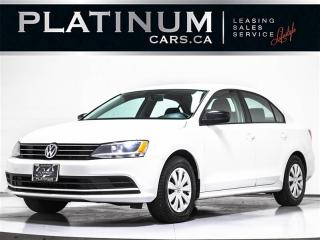 Used 2015 Volkswagen Jetta 2.0L S, MANUAL, BLUETOOTH, CLEAN CARFAX for sale in Toronto, ON