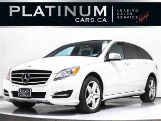 Used 2013 Mercedes-Benz R-Class R350d BlueTEC AWD 4MATIC, NAV, 7 PASSENGER, AMG for sale in Toronto, ON