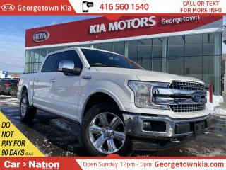 Used 2018 Ford F-150 Lariat | CREW | 4X4 | PANO ROOF | NAVI | 360 CAM | for sale in Georgetown, ON