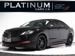 Used 2014 Lincoln MKZ/Zephyr NAV, PANO, HEATED, VENTILATED POWER SEATS, CAM for sale in Toronto, ON