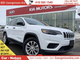 Used 2019 Jeep Cherokee Sport| 4X4 | BACK UP CAM | DRIVE SELECT |BLUETOOTH for sale in Georgetown, ON