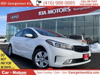 Used 2017 Kia Forte AUTO | LX | 1-OWNER | CLEAN CARFAX | LOW KM for sale in Georgetown, ON