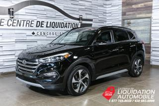 Used 2017 Hyundai Tucson Limited Nav+Awd for sale in Laval, QC