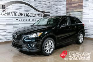 Used 2015 Mazda CX-5 GT for sale in Laval, QC