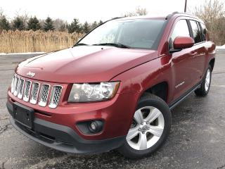 Used 2016 Jeep Compass Sport 4WD for sale in Cayuga, ON