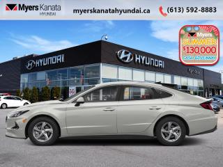 New 2020 Hyundai Sonata Luxury  - $213 B/W for sale in Kanata, ON