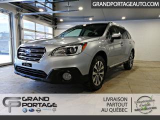 Used 2017 Subaru Outback 3.6R Premier avec ensemble Technologie f for sale in Rivière-Du-Loup, QC