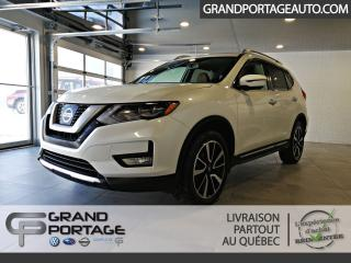 Used 2017 Nissan Rogue SL Platine 4 portes AWD **Cuir**GPS** for sale in Rivière-Du-Loup, QC