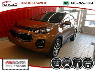 Used 2019 Kia Sportage EX* PREMIUM* AWD* TOIT PANO* CUIR* for sale in Québec, QC