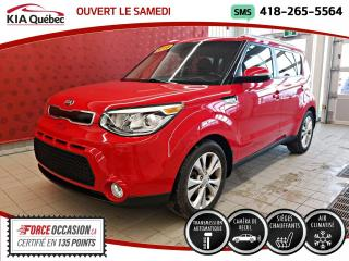 Used 2016 Kia Soul EX+* A/C* CAMERA* SIEGES CHAUFFANTS* for sale in Québec, QC