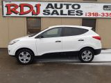 Photo of White 2015 Hyundai Tucson