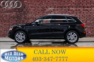 Used 2015 Audi SQ5 Quattro Technik Leather Roof Nav BCam for sale in Red Deer, AB