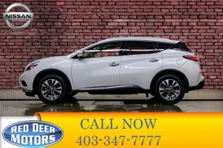 Used 2018 Nissan Murano AWD SL Luxury Edition Leather Roof Nav for sale in Red Deer, AB