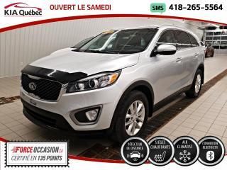 Used 2016 Hyundai Santa Fe LX* A/C* CECI EST UN KIA SORENTO* for sale in Québec, QC