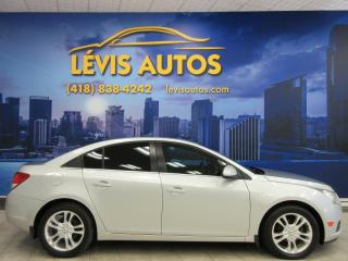 Used 2011 Chevrolet Cruze LT TURBO MAGS AUTOMATIQUE SEULEMENT 1309 for sale in Lévis, QC