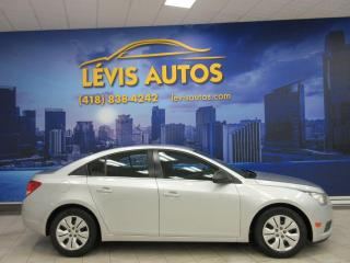 Used 2011 Chevrolet Cruze LS AUTOMATIQUE AIR CLIMATISE PNEUS D'HIV for sale in Lévis, QC
