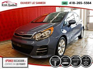 Used 2016 Kia Rio5 EX* AT* CAMERA* SIEGES CHAUFFANTS* for sale in Québec, QC