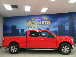 Used 2016 Ford F-150 XLT XTR SUPERCREW BOITE 6½ V8 5.0L 4X4 for sale in Lévis, QC