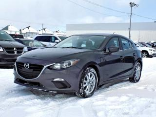 Used 2014 Mazda MAZDA3 GS SPORT * CAMERA * SIÈGES CHAUFFANT * for sale in Brossard, QC