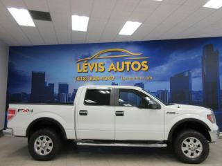 Used 2009 Ford F-150 XLT 4X4 V-8 SUPERCREW BEAU LOOK A VOIR ! for sale in Lévis, QC