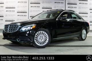 Used 2016 Mercedes-Benz C-Class 4MATIC Sedan for sale in Calgary, AB