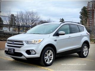 Used 2018 Ford Escape SEL for sale in Vancouver, BC