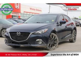 Used 2015 Mazda MAZDA3 Grand Touring for sale in Whitby, ON