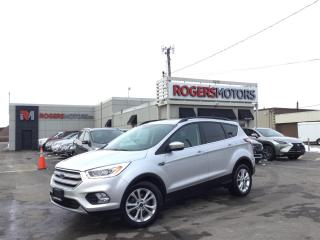 Used 2017 Ford Escape SE - NAVI - HTD SEATS - REVERSE CAM for sale in Oakville, ON
