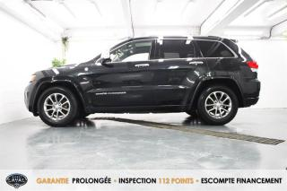 Used 2014 Jeep Grand Cherokee 4WD 4dr Overland Trail Rated for sale in Québec, QC
