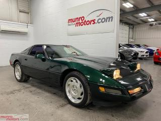 Used 1994 Chevrolet Corvette Coupe Hatchback Brand New Tires & Brakes Show Car for sale in St. George Brant, ON