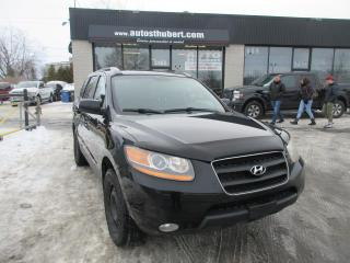 Used 2009 Hyundai Santa Fe GLS AWD **CUIR + TOIT OUVRANT** for sale in St-Hubert, QC