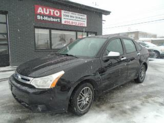 Used 2010 Ford Focus SE for sale in St-Hubert, QC