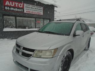 Used 2010 Dodge Journey R/T AWD ** 7 PLACES ** for sale in St-Hubert, QC