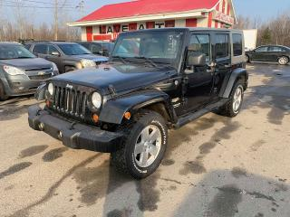 Used 2008 Jeep Wrangler for sale in St-Jérôme, QC