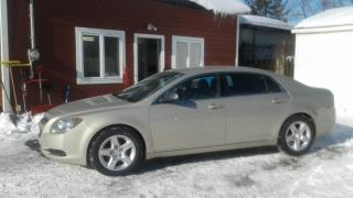 Used 2010 Chevrolet Malibu LS for sale in Richelieu, QC